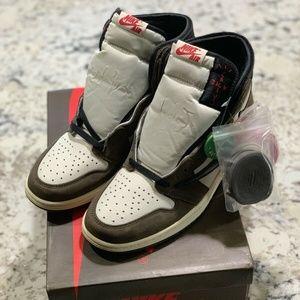 be3a2e5a44993b Other - Nike Air Jordan 1 High OG Travis Scott Cactus Jack